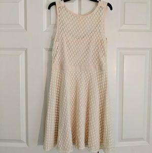Minuet A Line Sleeveless Dress, Lined